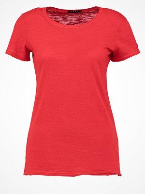 Sisley Tshirt bas red