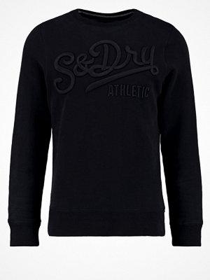 Superdry CORE APPLIQUE  Sweatshirt black