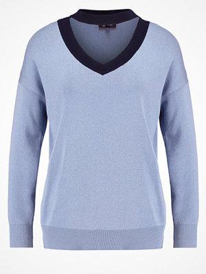 Topshop Stickad tröja lightblue