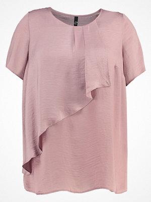 Evans Tshirt med tryck pink