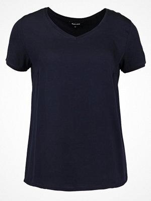 More & More Tshirt bas marine