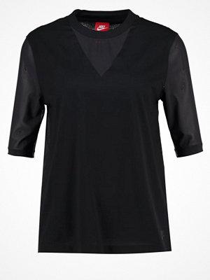 Nike Sportswear Tshirt med tryck black