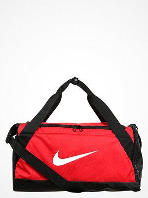 Sport & träningsväskor - Nike Performance BRASILIA Sportväska university red/black/white
