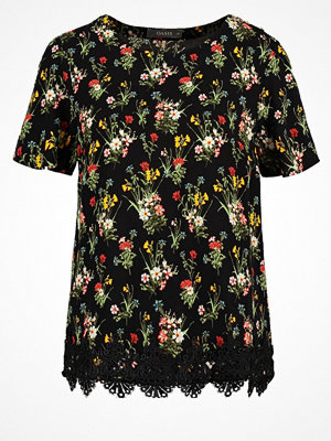 Oasis WINTER BOUQUET  Tshirt med tryck black