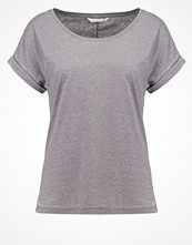 Only ONLTRULY  Tshirt bas light grey melange