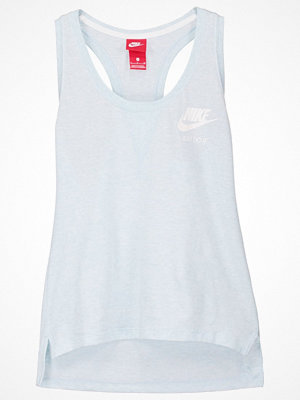 Nike Sportswear GYM VINTAGE Linne glacier blue/sail