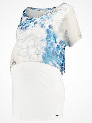 LOVE2WAIT Tshirt med tryck white/blue