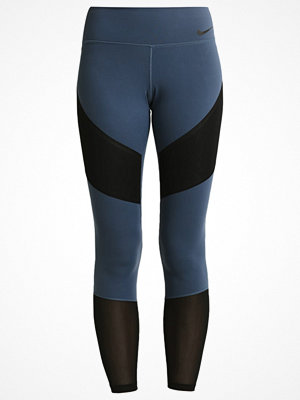 Sportkläder - Nike Performance Tights squadron blue/black