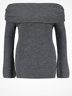 Topshop Stickad tröja charcoal