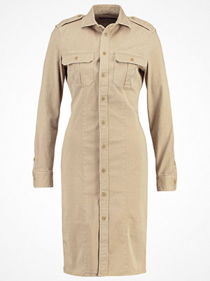 Polo Ralph Lauren Skjortklänning coastal beige
