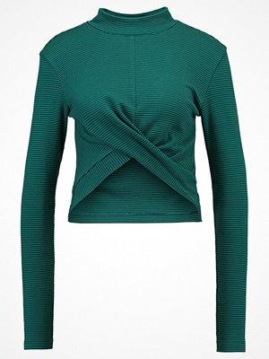 Noisy May NMBABETTA Stickad tröja tidepool/navy blazer