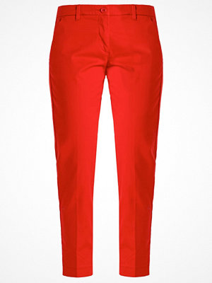 Sisley Chinos red