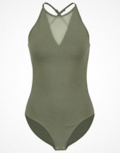 Abercrombie & Fitch Linne olive
