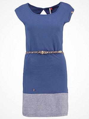 Ragwear SOHO Jerseyklänning blue