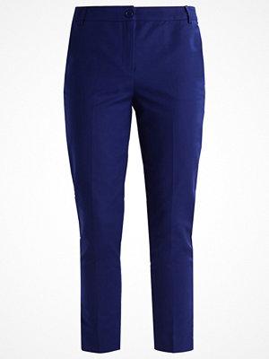 Sisley Tygbyxor dark blue