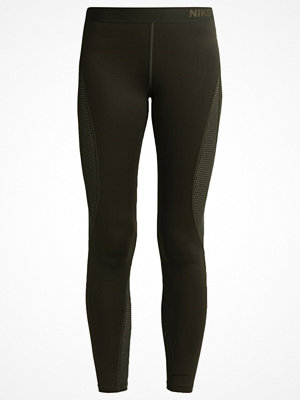 Sportkläder - Nike Performance Tights sequoia/pure platinum