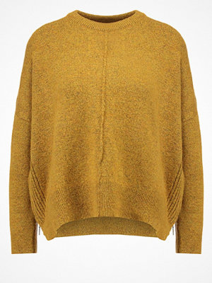 Topshop Petite Stickad tröja mustard