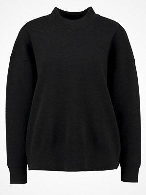 Vero Moda VMMICHELLE Stickad tröja black beauty