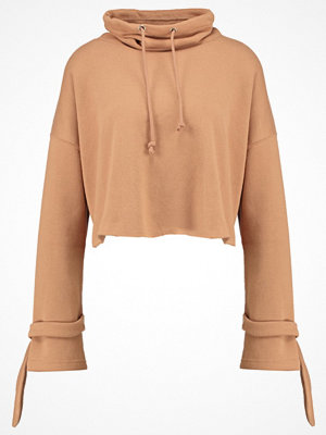 Missguided Sweatshirt clay