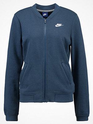 Street & luvtröjor - Nike Sportswear Sweatshirt squadron blue/squadron blue/white