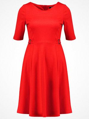 Wallis Jerseyklänning red
