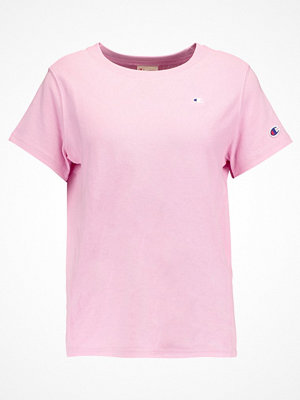 Champion Reverse Weave Tshirt bas rose