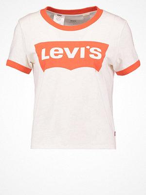 Levi's® ORANGE TAB TEES Tshirt med tryck ORANGE TAB MARSHMALLOW Graphic H117