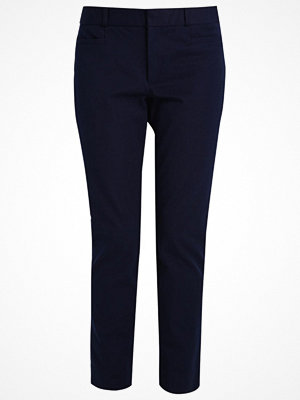 Banana Republic SLOAN Tygbyxor true navy