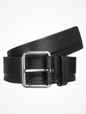 Bälten & skärp - Calvin Klein ROLLER Skärp black