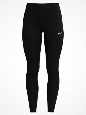 Nike Performance POWER ESSENTIAL Tights black/reflective silver