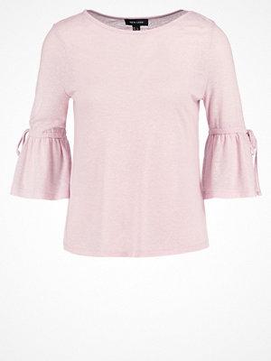 New Look Tshirt med tryck light pink