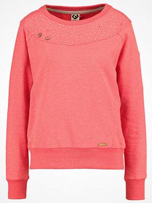 Ragwear AROMA Sweatshirt coral melange