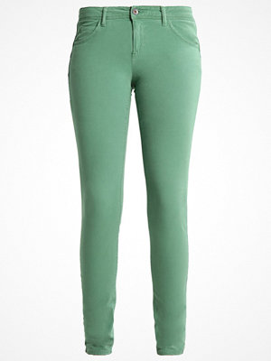 Benetton Tygbyxor green