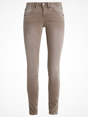Freeman T. Porter CLARA  Jeans slim fit dirty beige