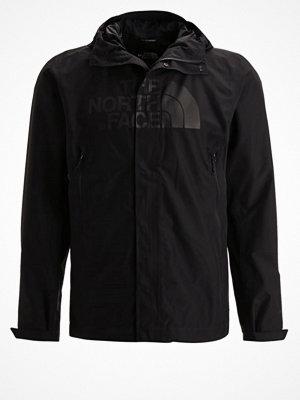 Regnkläder - The North Face DREW PEAK Hardshelljacka black