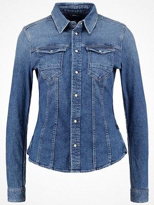 G-Star GStar TACOMA SLIM SHIRT L/S Skjorta blue denim