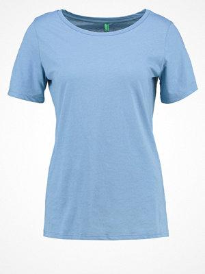 Benetton Tshirt bas blue grey