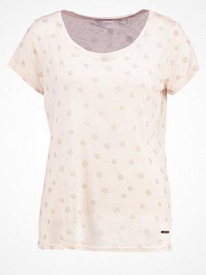 Nümph GRY  Tshirt med tryck novelle peach