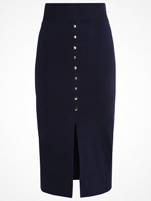 Vero Moda VMMAINE Maxikjol navy blazer/gold