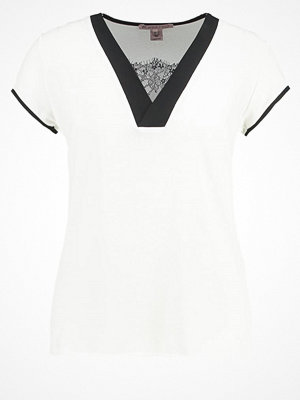 Anna Field Blus white/black