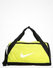 Sport & träningsväskor - Nike Performance BRASILIA Sportväska electrolime/black/white