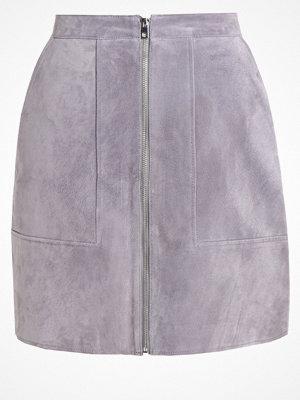 Vero Moda VMCLAIRE Skinnkjol frost gray