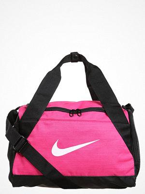 Sport & träningsväskor - Nike Performance BRASILIA Sportväska pink