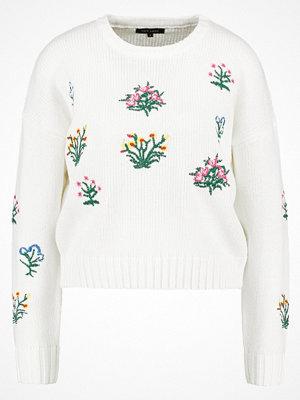 New Look Stickad tröja cream
