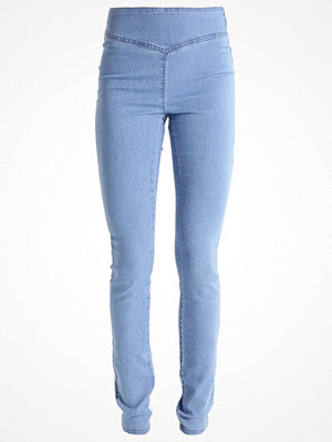 Noisy May NMFLY PARIS Jeans Skinny Fit light blue denim