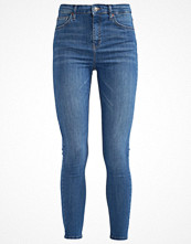Jeans - Topshop CAST CLEAN JAMIE Jeans Skinny Fit bluegreen