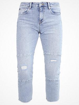 Edwin Jeans slim fit light blue denim