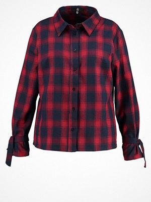 Missguided Plus Skjorta red