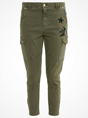 Jeans - Only ONLAMY Jeans relaxed fit black olive