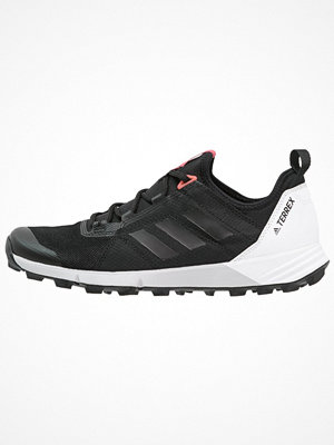Sport & träningsskor - Adidas Performance TERREX AGRAVIC SPEED  Löparskor terräng core black/white